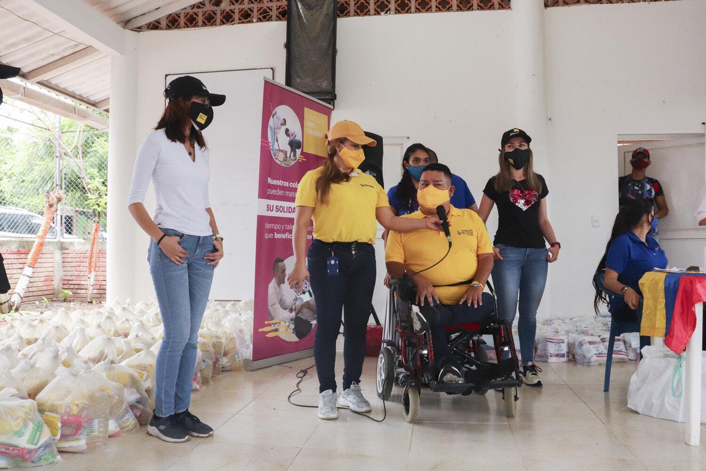 Fundacion Sin Fronteras por Colombia - 16-