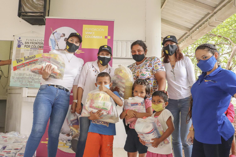 Fundacion Sin Fronteras por Colombia - 21-